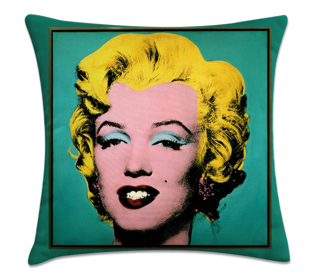 Bem Vindo A Marly: Marilyn Monroe Andy Warhol Portrait